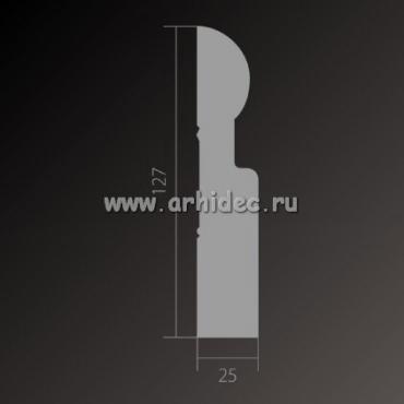 плинтус base 010